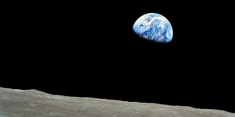 km terre lune